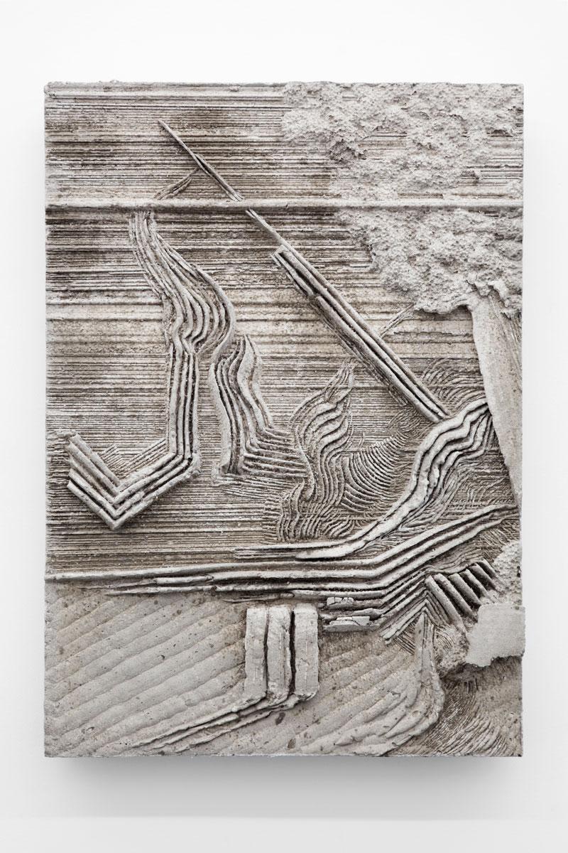 weightless, luca monterastelli solo show @ lia rumma gallery, naples